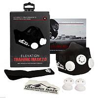 Маска для тренировок ограничитель дыхания Elevation Training Mask 2.0 130348 M