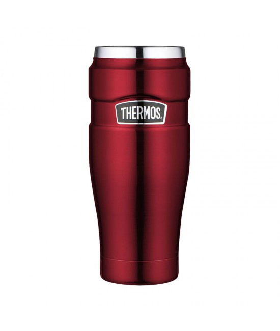Термокружка Thermos Stainless King Travel Tumbler, Red, 470 ml. (160021)