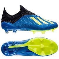 Футбольные мужские бутсы Adidas X 18.1, фото 1