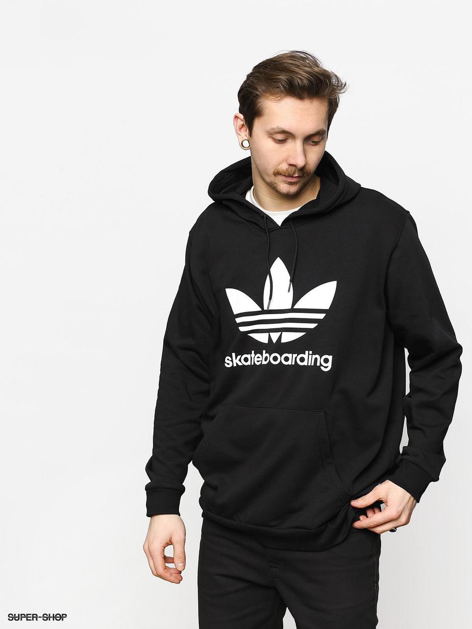 Толстовка мужская Адидас Adidas Skateboarding|Оригинальная бирка