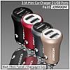 Автомобільне ЗУ Joyroom F635 2USB 3.1 A Black, фото 2