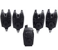 Набор сигнализаторов Prologic Firestarter Pro Alarm Kit 4+1