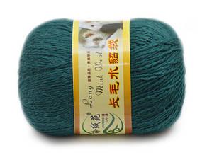 Пряжа China из Норки №051 Морская волна