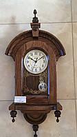 Годинник дерев'янний ручної роботи