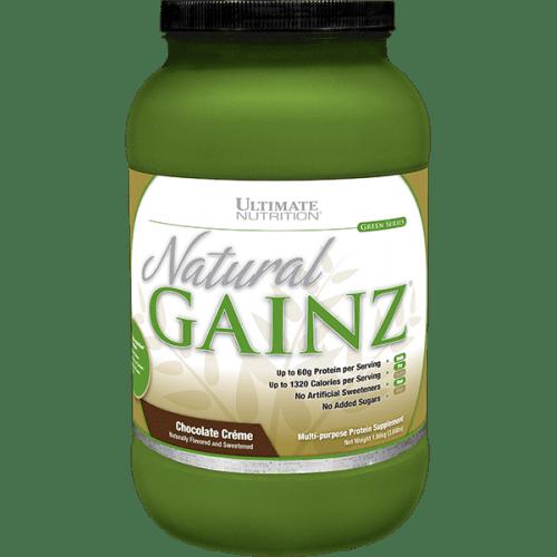 Креатин Ultimate Nutrition Natural Gainz 1660 g
