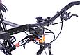 """Горный велосипед TopRider 611 26"""" Черный/Оранжевый, фото 8"""