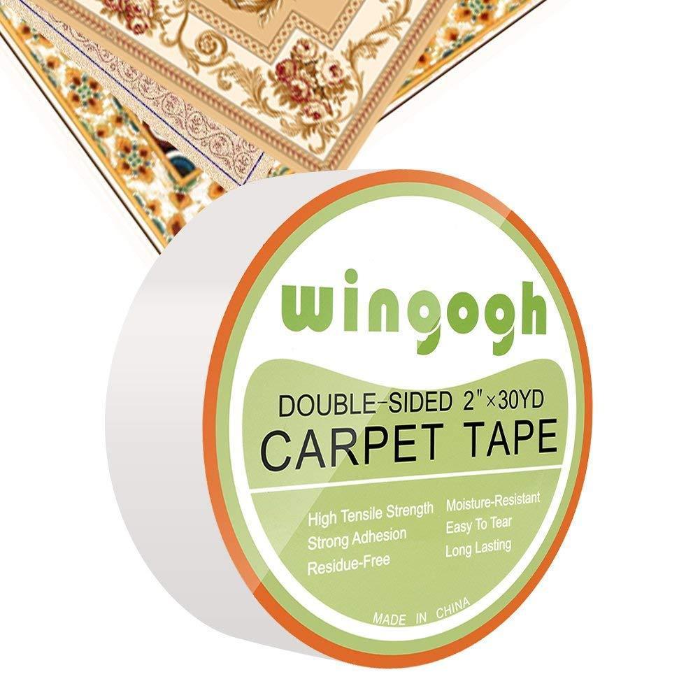 Двухсторонняя клейкая лента Wingogh универсальная 28 м