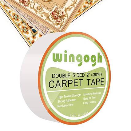 Двухсторонняя клейкая лента Wingogh универсальная 28 м, фото 2