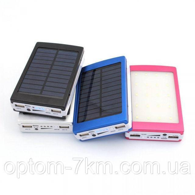 Повер банк 50000 mah solar XI 2543 VJ (реальна потужність до 7000 mAh)