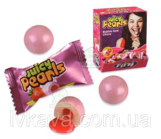 Жевательная резинка Juicy Pearls  FINI , 5  гр х 200 шт, фото 2