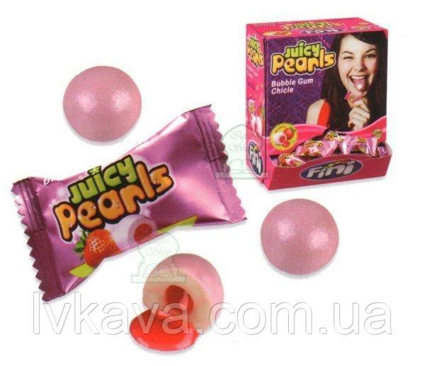 Жевательная резинка Juicy Pearls  FINI , 5  гр х 200 шт