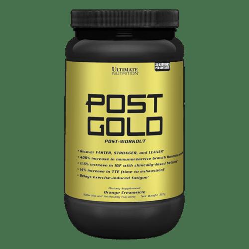 Послетренировочный комплекс Ultimate Nutrition Post Gold 387 g
