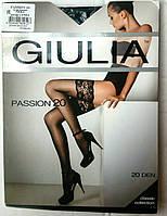 Чулки женские безразмерные 20 ден GIULIA passion
