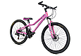 """Горный велосипед TopRider 900 26"""" Фиолетовый, фото 2"""