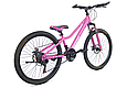 """Горный велосипед TopRider 900 26"""" Фиолетовый, фото 3"""