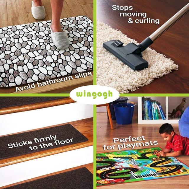 Двухсторонняя клейкая лента для ковров