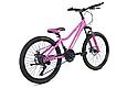 """Горный велосипед TopRider 900 24"""" Фиолетовый, фото 3"""
