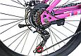 """Горный велосипед TopRider 900 24"""" Фиолетовый, фото 5"""