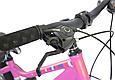 """Горный велосипед TopRider 900 24"""" Фиолетовый, фото 8"""