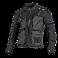 SECA AERO II Black, S Мотокуртка текстильная летняя с защитой