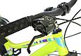 """Подростковый велосипед TopRider 900 24""""  Лимонный, фото 6"""