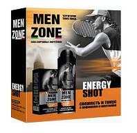 Подарунковий набір MENZONE ENERGY SHOT 2016 піна дбриття 200мл, антиперспирант 160 мл, коро (4600104032738)