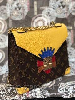 0cb9c0157301 Женская сумка клатч Louis Vuitton LV ( Луи Виттон), модная сумка, стильная сумка  клатч