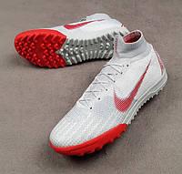 Футбольные мужские сороконожки Nike MercurialX Superfly 360 Elite