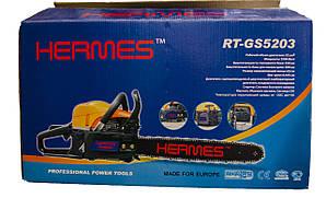 Бензопила HERMES RT-GS 5203 pro