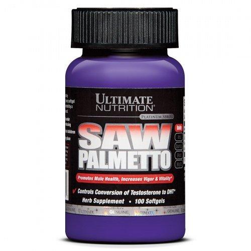 Ягоди Пальметто Ultimate Nutrition Saw Palmetto caps 100