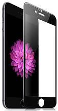 Защитная Пленка 3D Black для iPhone 6/6s Plus Front