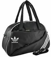 Спортивная сумка Adidas 114857 полиэстер плечевой ремень 43см х 26см х 14см