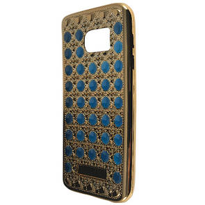 Чехол Кардинал Samsung S7 (blue)