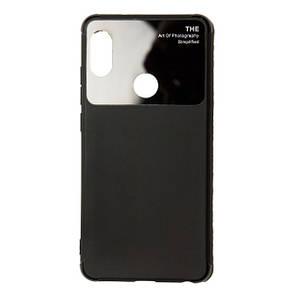 Чехол-накладка DK-Case силикон стекло Soft Totu Arte для Xiaomi Note 5 (black)
