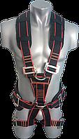 Пояс страховочный комбинированный ПЛК - 3 PROFI