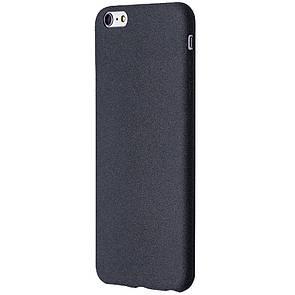 Накладка DK-Case силикон Шарпей for Apple iPhone 6/6S Plus (black)
