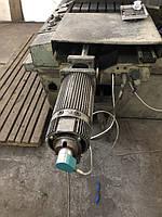 Монтаж и настройка приводов ELL4004 и ELL12030/130 на координатно-расточном станке 2Е450 4