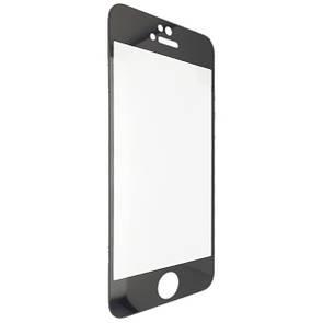 Защитное стекло Apple iPhone 5/5S зеркало face (grey)