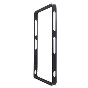 Чехол-Бампер DK-Case  металл ultra slim matt для Sony Xperia Z3 (black)