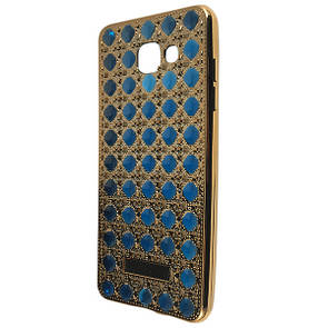 Чехол Кардинал Samsung A510 (blue)