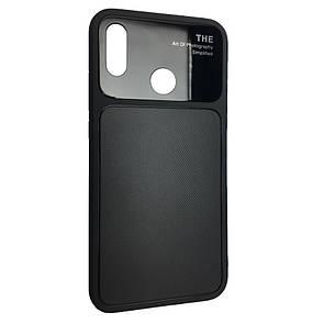 Чехол стекло Totu Arte Huawei P20 Lite (black)