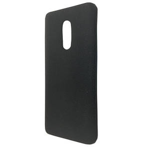 Чехол-накладка DK-Case силикон Шарпей для Xiaomi Note 4/4X (black)