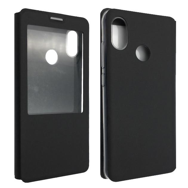 Чехол -книжка силиконе Xiaomi Mi 8 SE (black)