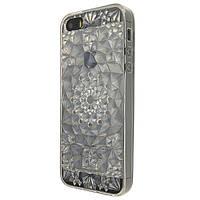 Чехол Lotos 3D Apple iPhone 5/5S (clear)