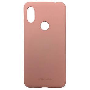 Накладка силикон Hana Molan Cano для Huawei P Smart (2019) / Honor 10 Lite (pink)