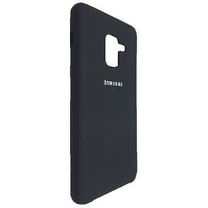 Чехол-Накладка DK-Case Silicone Case DK-Case  для Samsung A8 (black)
