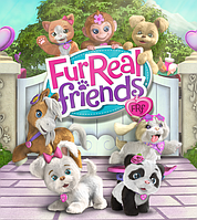 Интерактивные игрушки FurReal Friends Hasbro