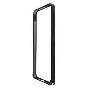 Чехол -бампер металл ultra slim matt Samsung A3 (black)