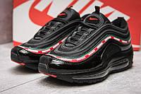 Женские кроссовки в стиле Nike Air Max 97, черные 37 (23,5 см)