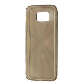 Чехол-накладка DK-Case силикон Wave для Samsung S6 edge (dark)